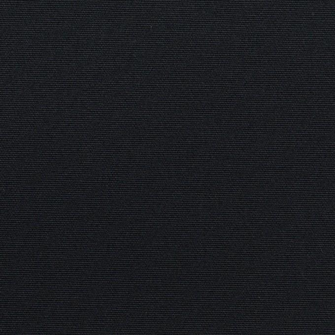 コットン×無地(ダークネイビー)×タッサーポプリン イメージ1
