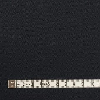 コットン×無地(ダークネイビー)×ヘリンボーン サムネイル4