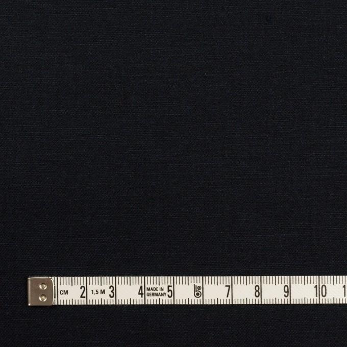 コットン&リネン×無地(ダークネイビー)×シャンブレー・サージ イメージ4