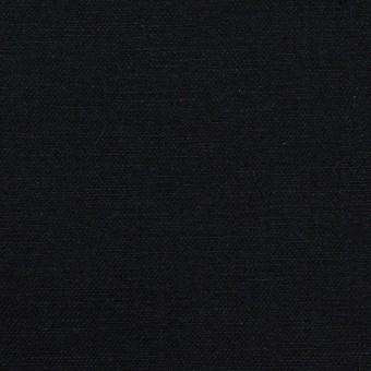 コットン&リネン×無地(ダークネイビー)×シャンブレー・サージ サムネイル1