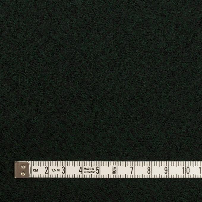 ウール×ミックス(モスグリーン)×ガーゼ イメージ4