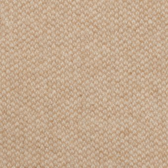 ウール×ミックス(ライトベージュ)×かわり織