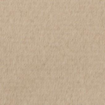 ウール&アンゴラ×無地(グレイッシュベージュ)×ビーバー