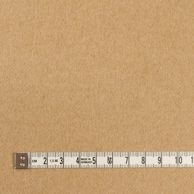 ウール&カシミア×無地(ブロンド)×Wフェイス・ビーバー イメージ4