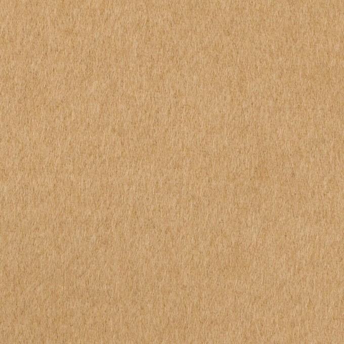 ウール&カシミア×無地(ブロンド)×Wフェイス・ビーバー イメージ1