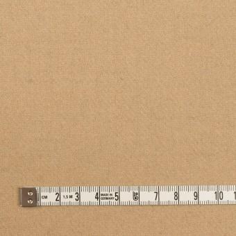 ウール×無地(オークル&ベージュ)×Wフェイス・カルゼ サムネイル6