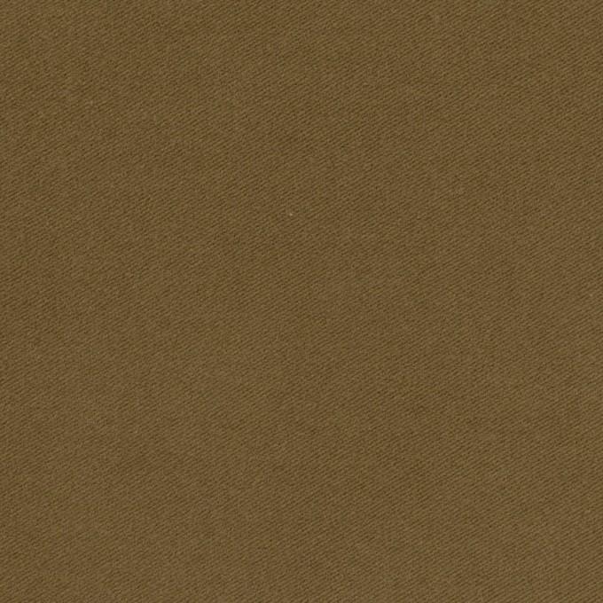 コットン×無地(カーキ)×モールスキン_全2色 イメージ1