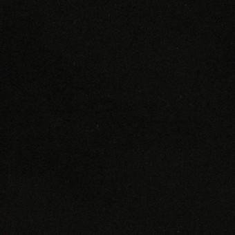 コットン×無地(ブラック)×モールスキン_全2色