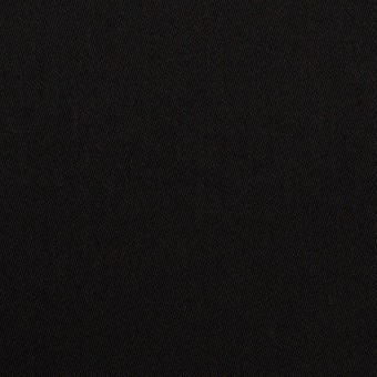コットン&リヨセル×無地(ブラック)×二重織(裏面起毛)_全2色