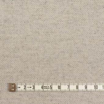 コットン&ウール混×ミックス(ストーングレー)×ビエラ サムネイル4