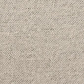 コットン&ウール混×ミックス(ストーングレー)×ビエラ サムネイル1