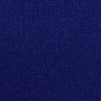 ウール×無地(マリンブルー)×二重織
