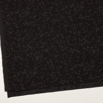 コットン×幾何学模様(チャコールブラック)×二重織ジャガード サムネイル2