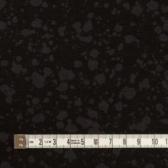 コットン×幾何学模様(チャコールブラック)×二重織ジャガード サムネイル4