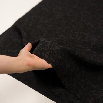 コットン×幾何学模様(チャコールブラック)×二重織ジャガード サムネイル5