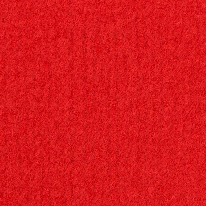 ウール×無地(パッションレッド)×Wフェイス・圧縮ガーゼ イメージ1