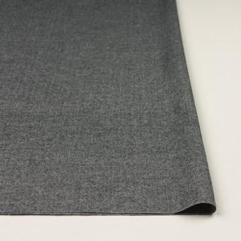 コットン×ミックス(チャコールグレー)×ヘリンボーン_全2色 サムネイル3