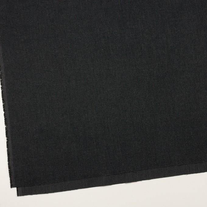 コットン×ミックス(チャコール)×ヘリンボーン_全2色 イメージ2