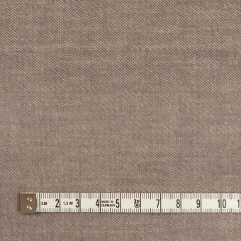 コットン&ポリウレタン×無地(スモーキーベージュ)×ベッチンストレッチ_全2色 サムネイル4