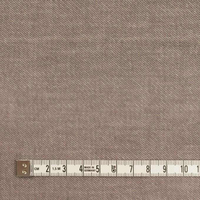 コットン&ポリウレタン×無地(スモーキーベージュ)×ベッチンストレッチ_全2色 イメージ4
