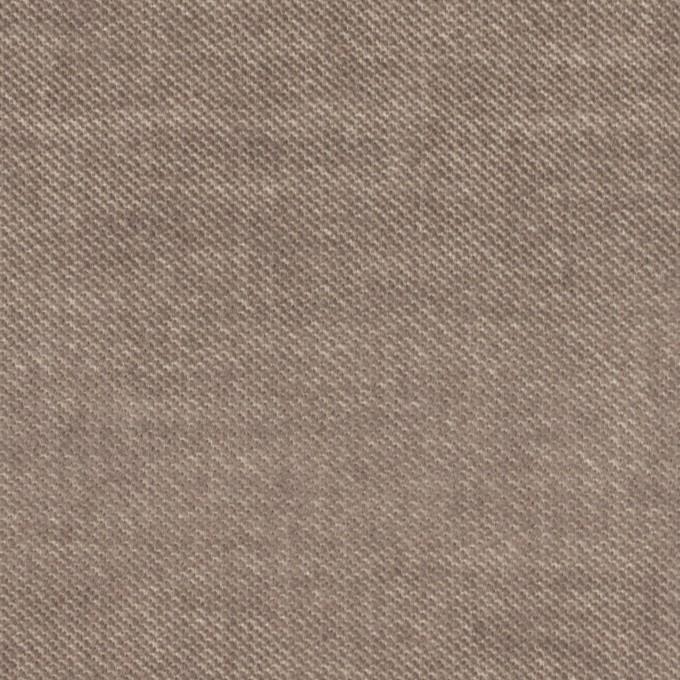 コットン&ポリウレタン×無地(スモーキーベージュ)×ベッチンストレッチ_全2色 イメージ1