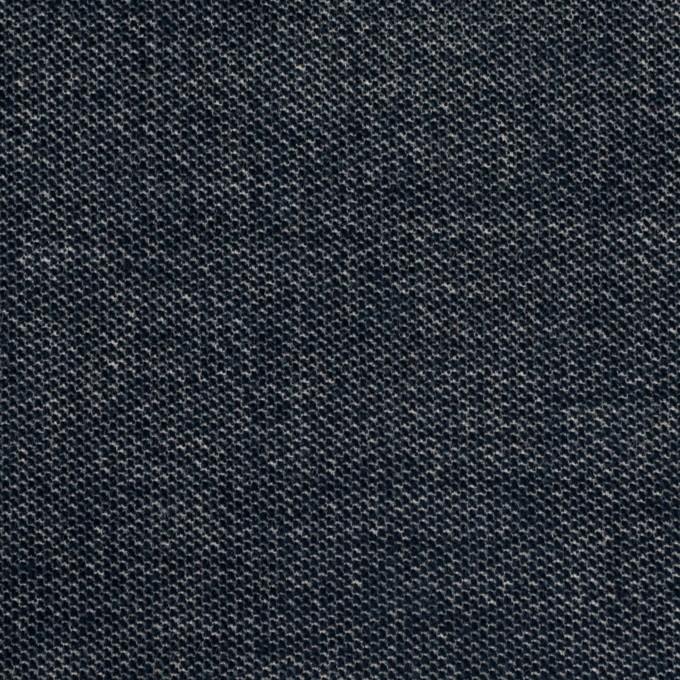 コットン&ポリウレタン×無地(ネイビー)×ベッチンストレッチ_全2色 イメージ1
