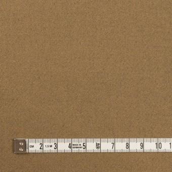 ウール×無地(イエローオーカー)×Wフェイス・カルゼ サムネイル4