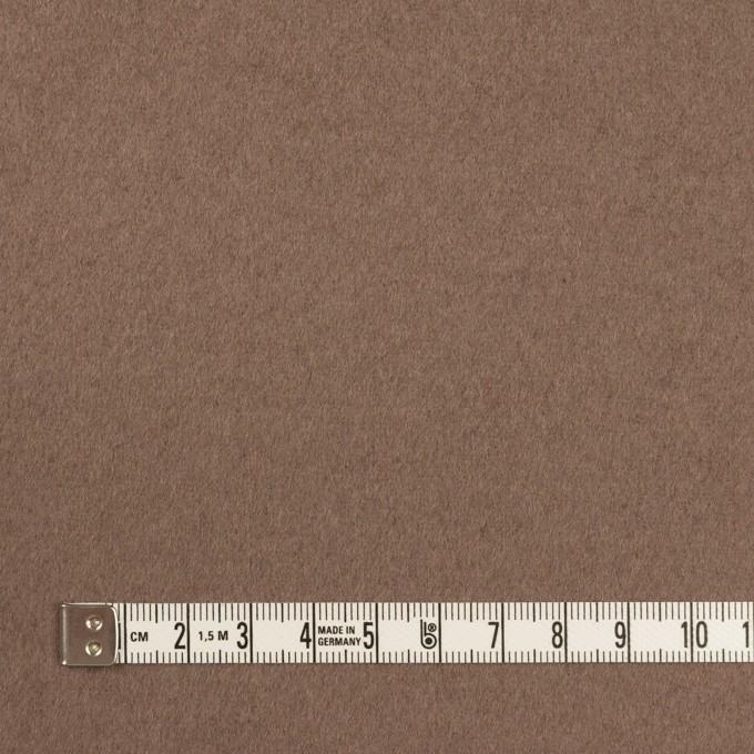 ウール×無地(ミルクココア)×ビーバー イメージ4