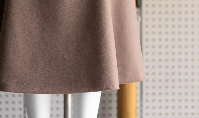 FAB #244 パネルフレアスカート