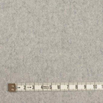 ウール&ナイロン×無地(グレー)×フラノ(フランネル) サムネイル4