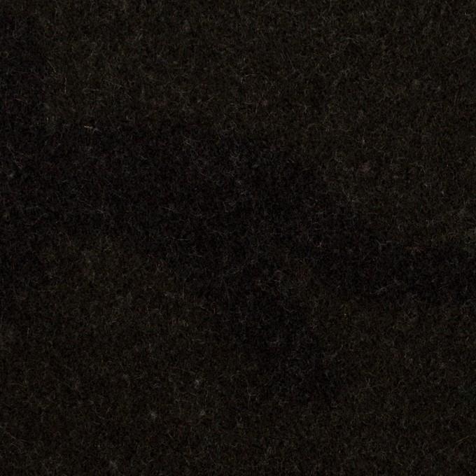 ウール&ポリエステル混×迷彩(カーキグリーン)×かわり織 イメージ1