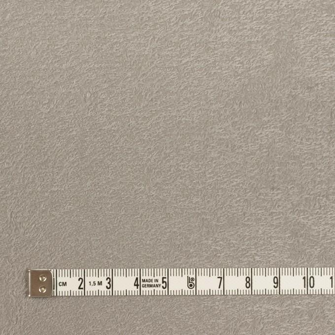 ポリエステル×無地(オイスターグレー)×ジョーゼット・カットジャガード イメージ4