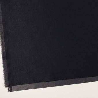 コットン&ポリエステル×無地(アイアンネイビー)×かわり織 サムネイル2