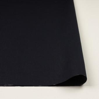 コットン&ポリエステル×無地(アイアンネイビー)×かわり織 サムネイル3