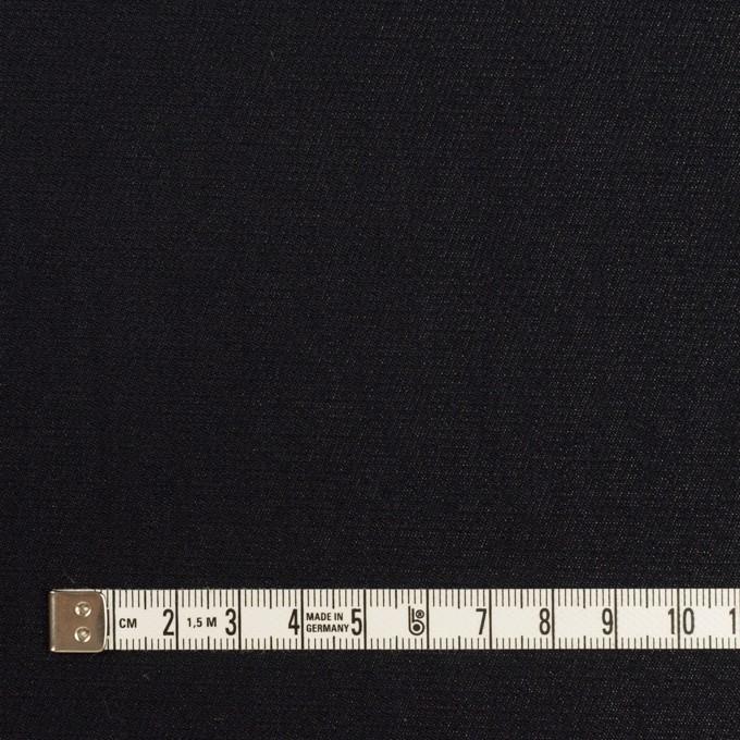 コットン&ポリエステル×無地(アイアンネイビー)×かわり織 イメージ4