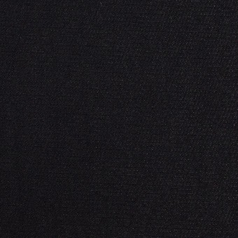 コットン&ポリエステル×無地(アイアンネイビー)×かわり織