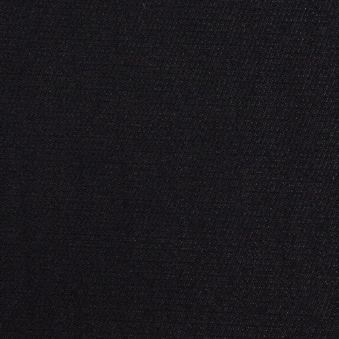 コットン&ポリエステル×無地(アイアンネイビー)×かわり織 イメージ1