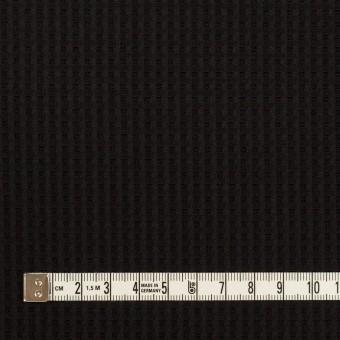 シルク×チェック(ブラック)×ジャガード サムネイル4