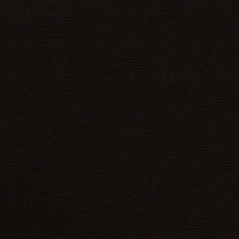 シルク&ウール×無地(ブラック)×バックサテン・かわり織_イタリア製 サムネイル1