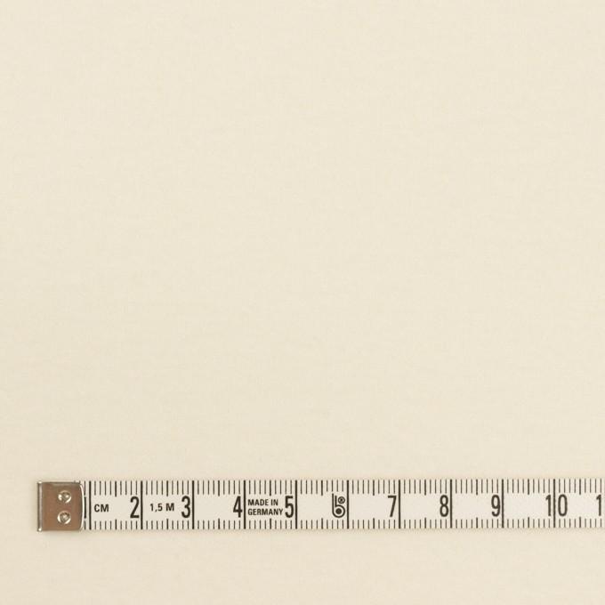 ウール×無地(ミルク)×圧縮ニット イメージ4