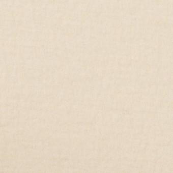 ウール&ナイロン×無地(エクリュ)×圧縮ニット