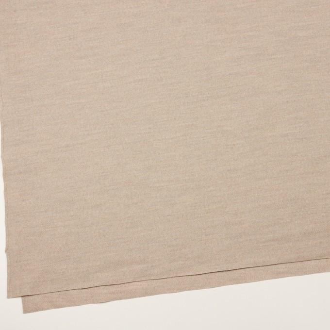 ウール&ナイロン×ミックス(オートミール)×ジャガードニット イメージ2