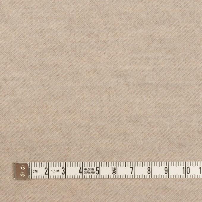 ウール&ナイロン×ミックス(オートミール)×ジャガードニット イメージ4