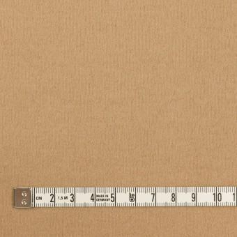 ウール×無地(オークルベージュ)×圧縮ニット サムネイル4