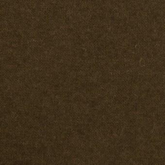 ウール&ナイロン×無地(ダークオリーブ)×天竺ニット サムネイル1