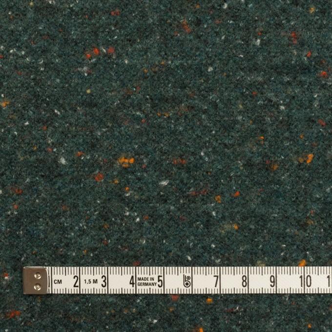 ウール&ポリエステル×ミックス(バルビゾン)×ループニット_全2色 イメージ4