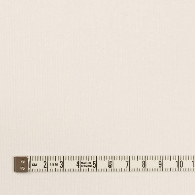 コットン&ポリウレタン×無地(ミルク)×細コーデュロイ・ストレッチ イメージ4