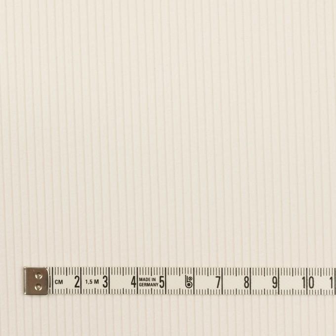 コットン&ポリウレタン×無地(ミルク)×中コーデュロイ・ストレッチ イメージ4