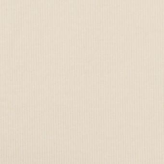 コットン&ポリウレタン×無地(バニラ)×細コーデュロイ・ストレッチ サムネイル1