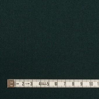 ウール×無地(モスグリーン)×ジョーゼット サムネイル4